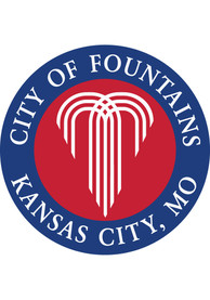 Kansas City City of Fountains Stickers