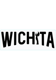 Wichita Keeper of the Plains Arch Stickers