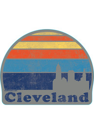 Cleveland Sunset Stickers