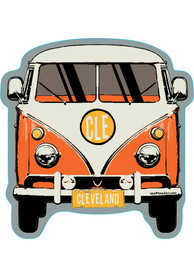 Cleveland VW Bus Stickers