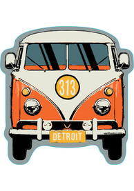 Detroit VW Bus Stickers