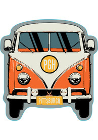 Pittsburgh VW Bus Stickers