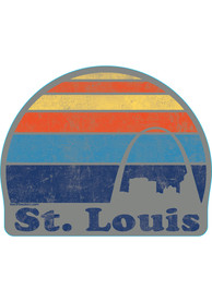 St Louis Sunset Stickers