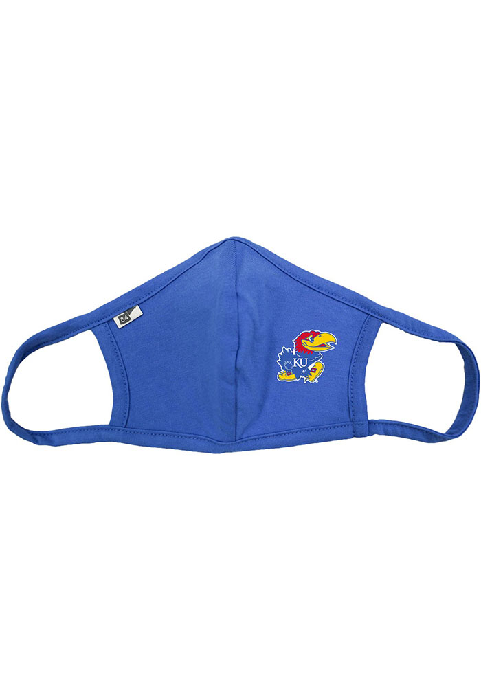 Kansas Jayhawks TC Fan Mask - Blue