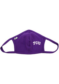 TCU Horned Frogs TC Fan Mask - Purple