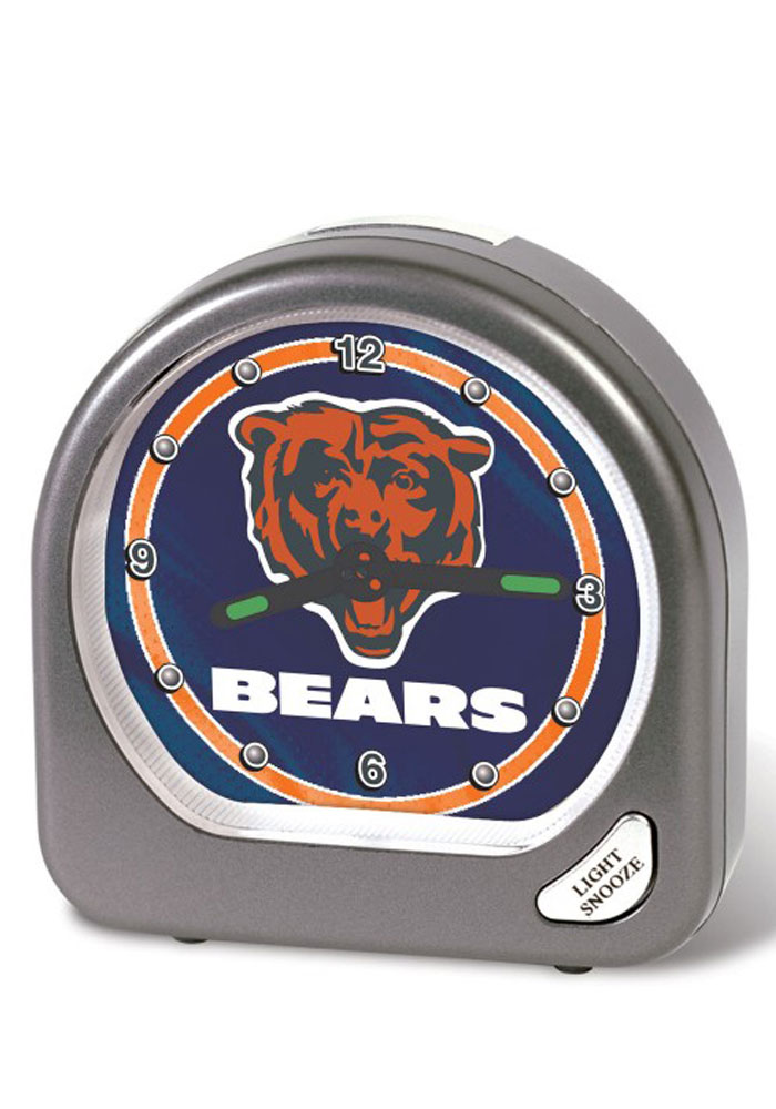 Chicago Bears Standard Alarm Clock - Image 1