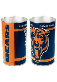 Chicago Bears Tapered Waste Basket