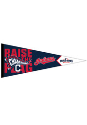 Cleveland Indians 2016 World Series Participant Pennant