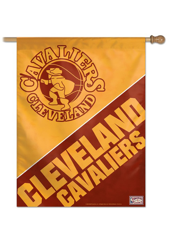 Cleveland Cavaliers 1983 Hardwoods Banner - Image 1