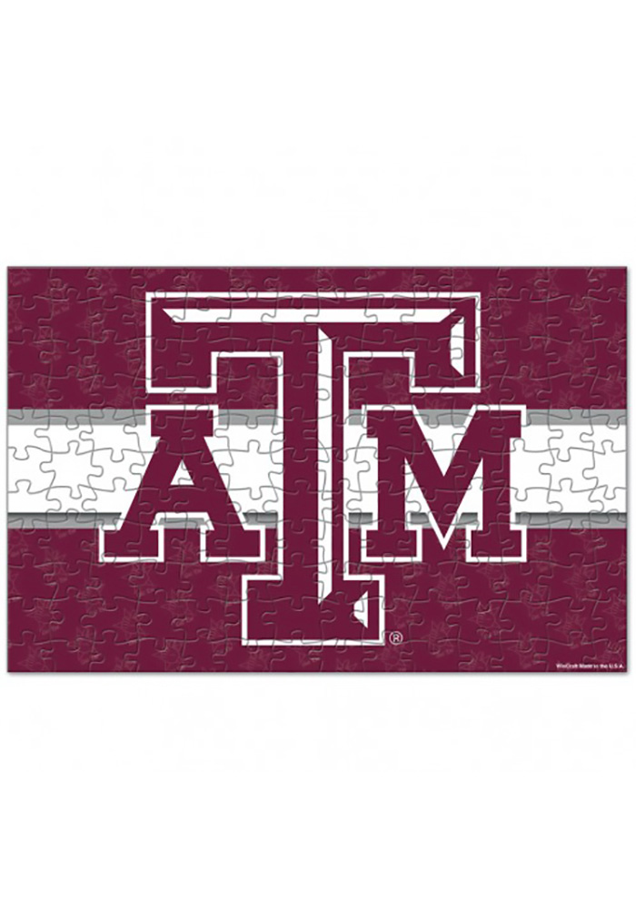 Texas A&M Aggies 150 Piece Puzzle - Image 1