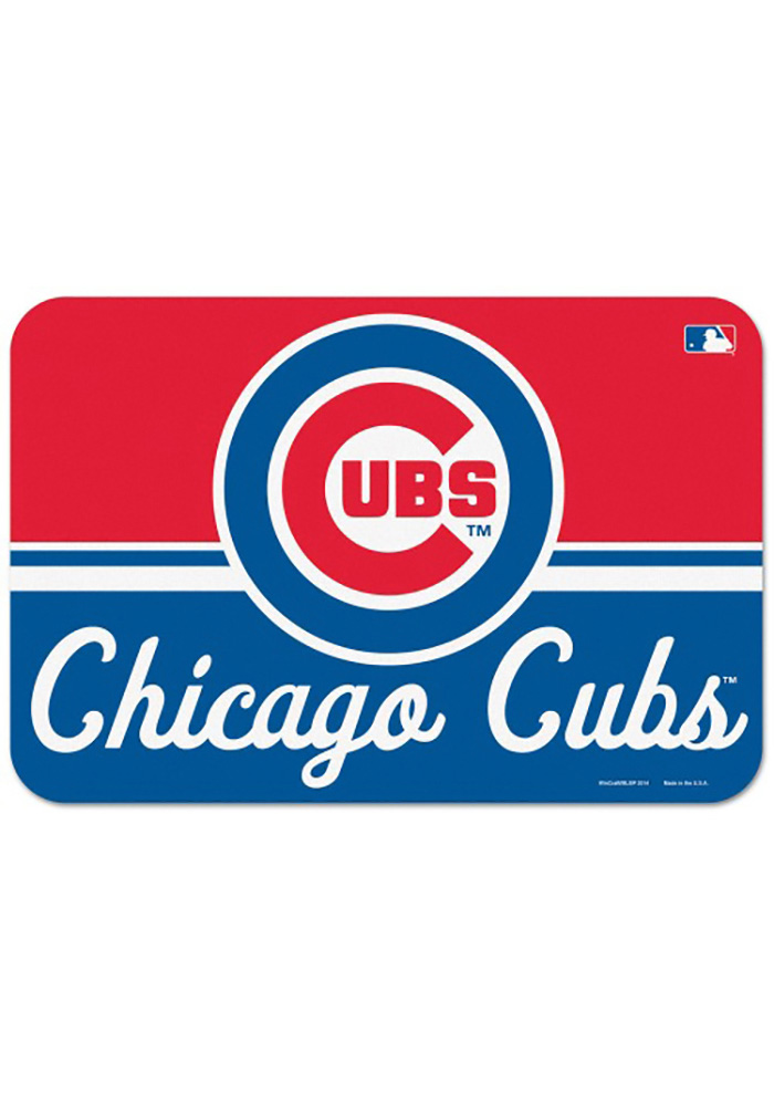 Chicago Cubs 20x30 Interior Rug - Image 1