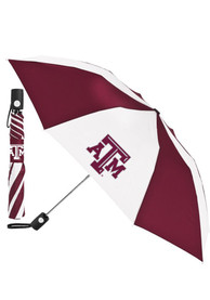 Texas A&M Aggies Auto Fold Umbrella