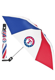 Texas Rangers Auto Fold Umbrella