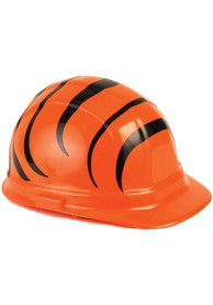 Cincinnati Bengals Replica Helmet Hard Hat - Orange