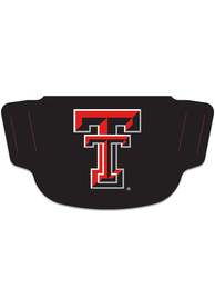 Texas Tech Red Raiders Black Fan Mask - Black