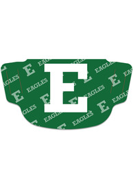 Eastern Michigan Eagles Repeat Logo Fan Mask - Green