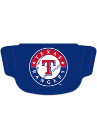 Texas Rangers Team Logo Fan Mask - Red