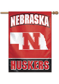 Nebraska Cornhuskers Team Name Banner