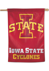 Iowa State Cyclones Team Name Banner