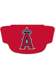 Los Angeles Angels Team Logo Fan Mask - Red