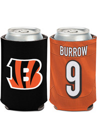 Cincinnati Bengals Joe Burrow 12oz Joe Burrow Coolie