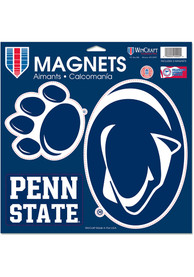 Penn State Nittany Lions 11x11 3pk Magnet