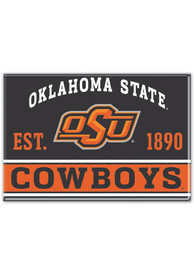 Oklahoma State Cowboys 2x3 Magnet