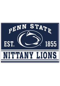 Penn State Nittany Lions 2x3 Magnet