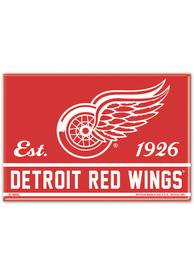Detroit Red Wings 2x3 Magnet