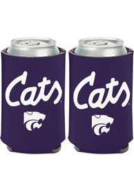 K-State Wildcats Cats Script Coolie