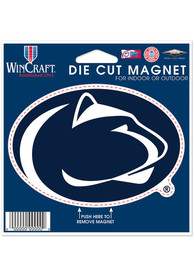Penn State Nittany Lions 4.5x6 die cut Magnet