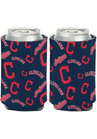 Cleveland Indians 12oz Can Coolie