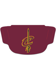 Cleveland Cavaliers Team Logo Fan Mask - Red