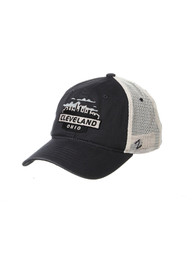 Cleveland Zephyr 2T Knoxville Adjustable Hat - Grey