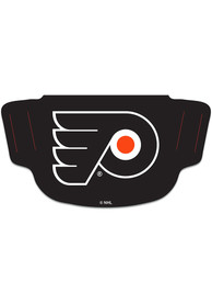 Philadelphia Flyers Team Logo Fan Mask - Black