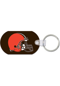 Cleveland Browns Aluminum Keychain
