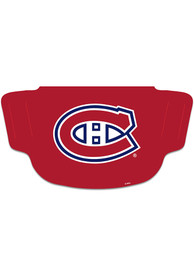 Montreal Canadiens Team Logo Fan Mask - Red