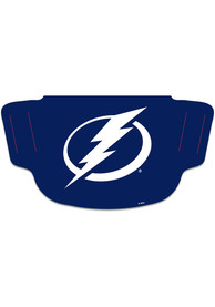 Tampa Bay Lightning Team Logo Fan Mask - Blue