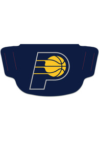 Indiana Pacers Team Logo Fan Mask - Navy Blue