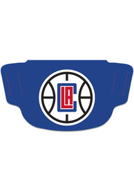 Los Angeles Clippers Team Logo Fan Mask - Red