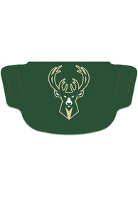 Milwaukee Bucks Team Logo Fan Mask - Green