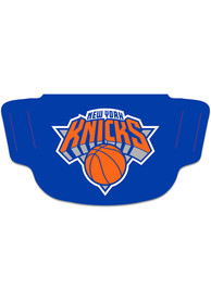 New York Knicks Team Logo Fan Mask - Blue