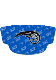 Orlando Magic Repeat Logo Fan Mask - Blue