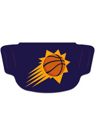 Phoenix Suns Team Logo Fan Mask - Purple