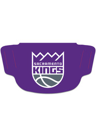 Sacramento Kings Team Logo Fan Mask - Purple