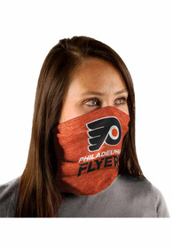 Philadelphia Flyers Heathered Fan Mask - Orange