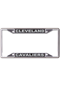 Cleveland Cavaliers Black and Silver License Frame