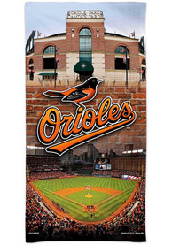 Baltimore Orioles Spectra Beach Towel
