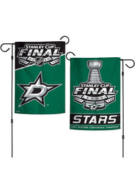 Dallas Stars 2020 Stanley Cup Final Participant 2 Sided Garden Flag