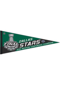 Dallas Stars 2020 Stanley Cup Final Participant 20x30 Pennant